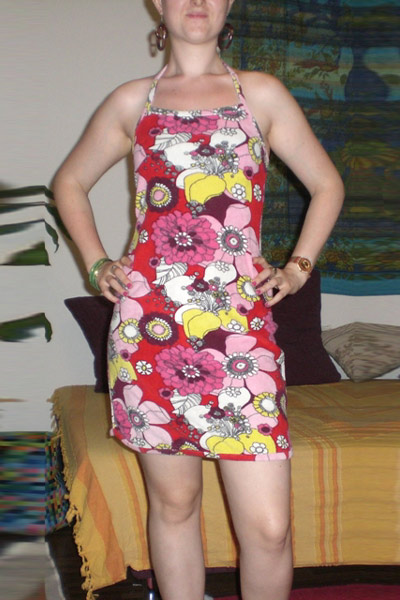 Photographic Height/Weight Chart - 5 4, 120 lbs., BMI:20
