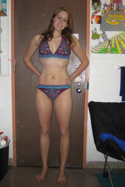 good weight for 6'0 chick (srs)(reps) - Page 2 - Bodybuilding com Forums